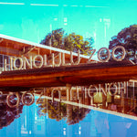 Hawaii Mirrored 03: Double Exposure Photography of Hawaii