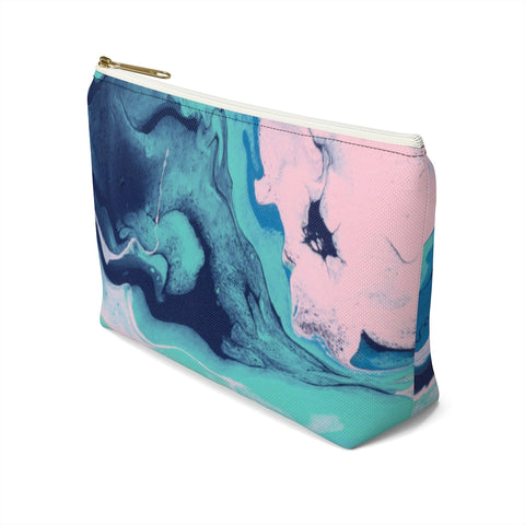 Daydreaming In The Spring 03 Zipper T Bottom Pouch