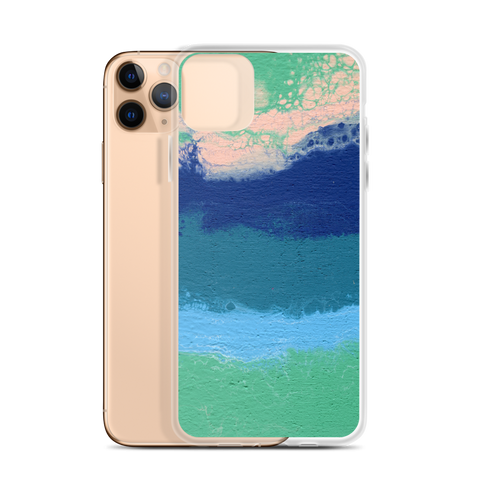 Lost In The Waves 01: Phone Case