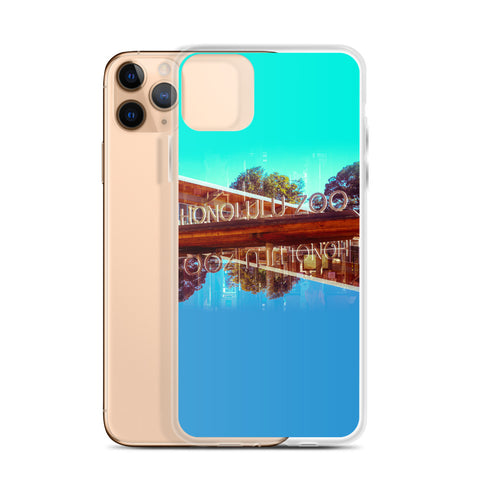 Hawaii Mirrored 03: Phone Case