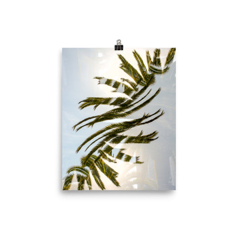 Hawaii Mirrored 02: Premium Luster Print