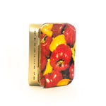 San Francisco's Farmer's Market Peppers Upcycled Polaroid Tin