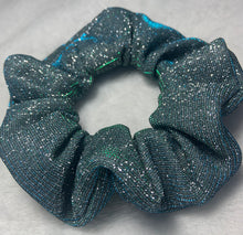 "Load image into Gallery viewer, ""Under the Sea"" Handmade Scrunchie"