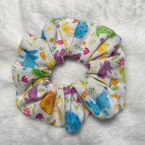 """Easter Egg Hunt"" Scrunchie"