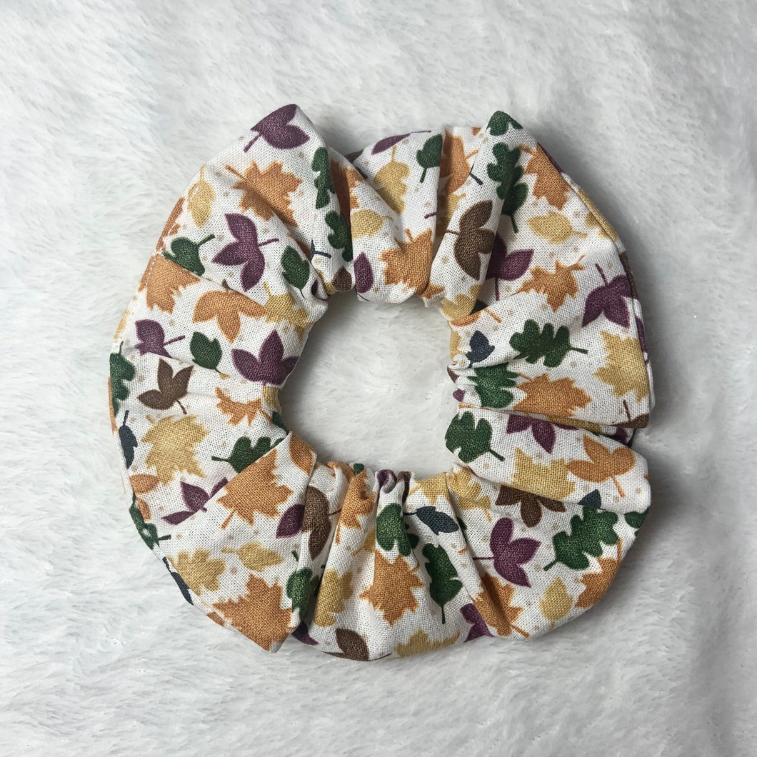 """Autumn Air"" Handmade Scrunchie"