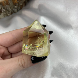 "High Quality Citrine Tower ""A"""