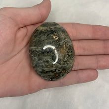 "Load image into Gallery viewer, Ocean Jasper Palmstone ""H"""