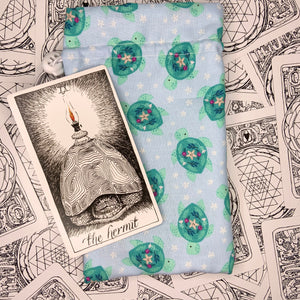 """Ancient Sea Spirit"" Tarot Card Bag"