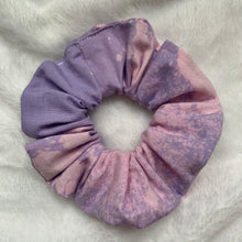 "Load image into Gallery viewer, ""Cotton Candy"" Handmade Scrunchie"