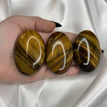 Load image into Gallery viewer, (1) Tigers Eye Palmstone