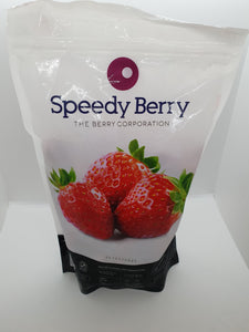 BERRIES STRAWBERRY FROZEN 1KG SPEEDY