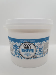 COCONUT NATURAL YOGHURT 2KG - COCO TRIBE