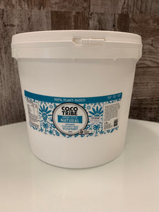 COCONUT NATURAL YOGHURT 5KG - COCO TRIBE