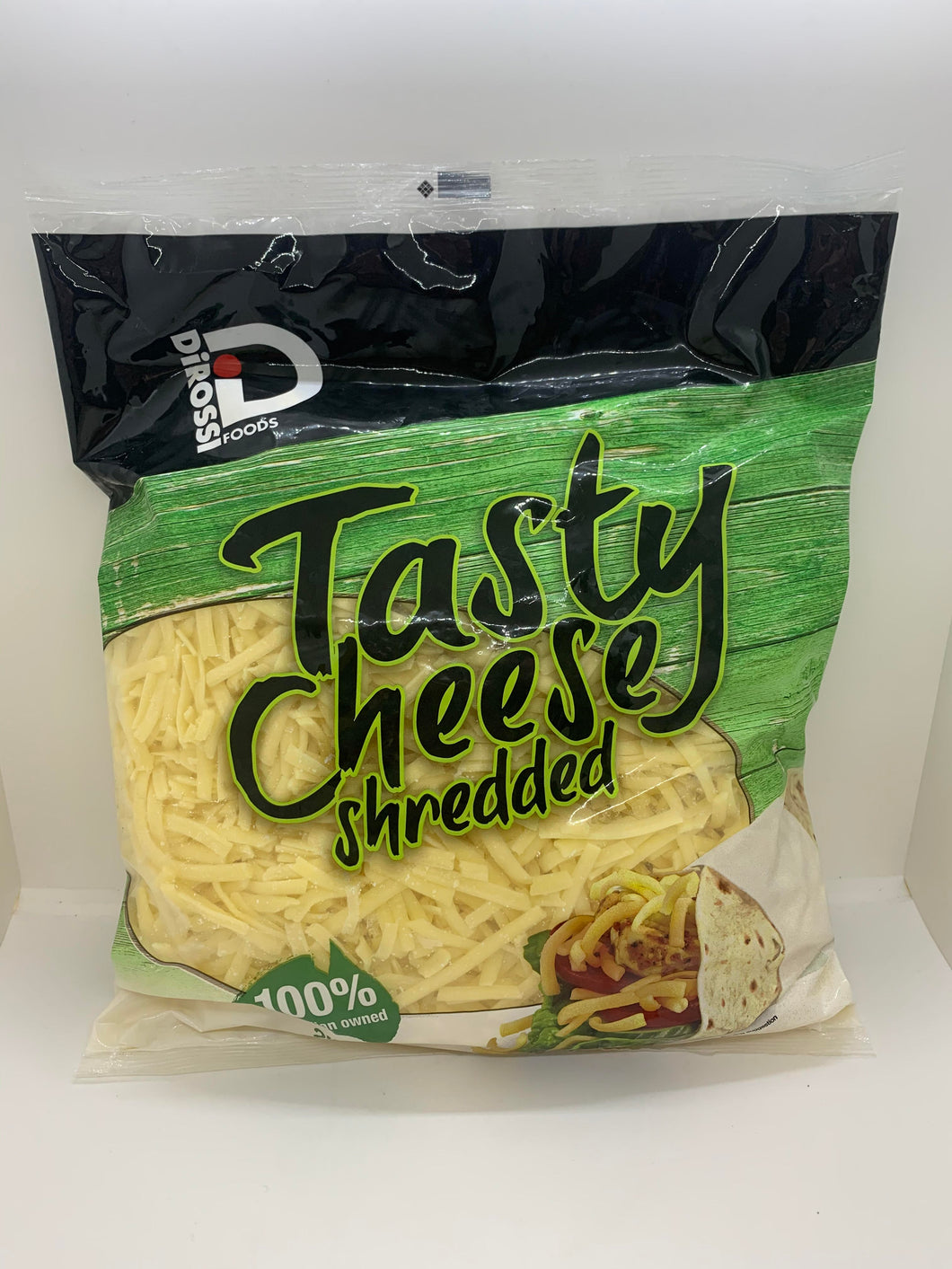 TASTY CHEESE SHRED 2KG DIROSSI