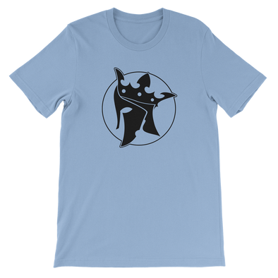Icon Tee - Baby Blue