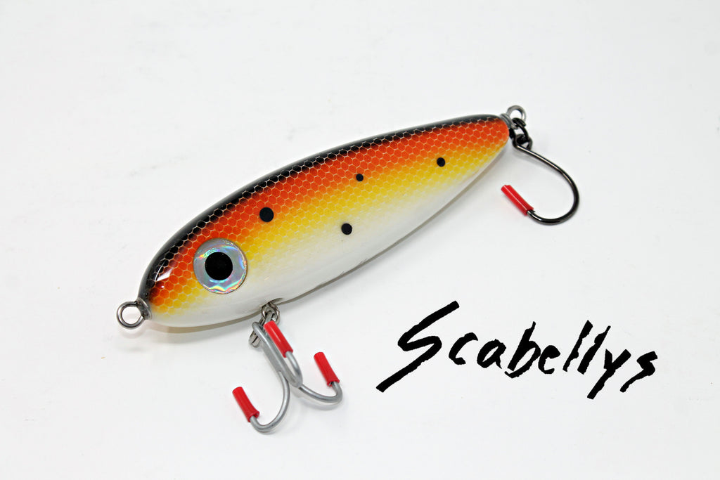 Slower fishing, but still there....  And Scabellys!