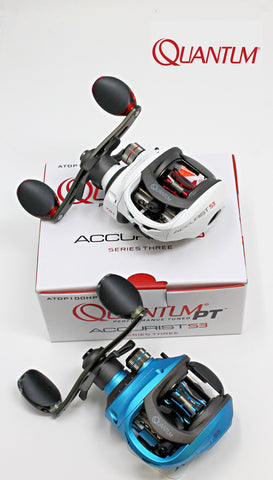 Quantum PT Accurist S3 Fishing Reel