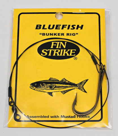 Fin Strike Bluefish Bunker Rig