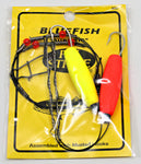 Fin Strike Bluefish Fire Ball Rig