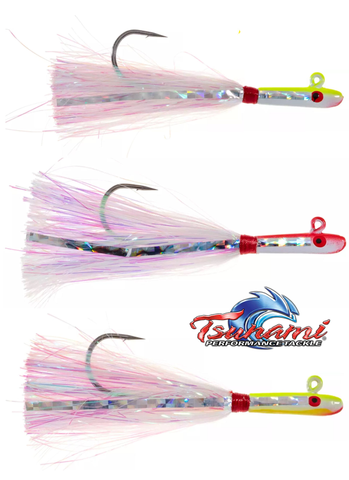 Tsunami Glass Minnow Teaser