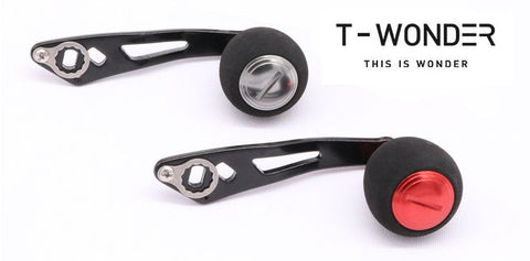 T-Wonder Aluminum Alloy Power Handle