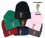 Grumpys Logo Winter Hat