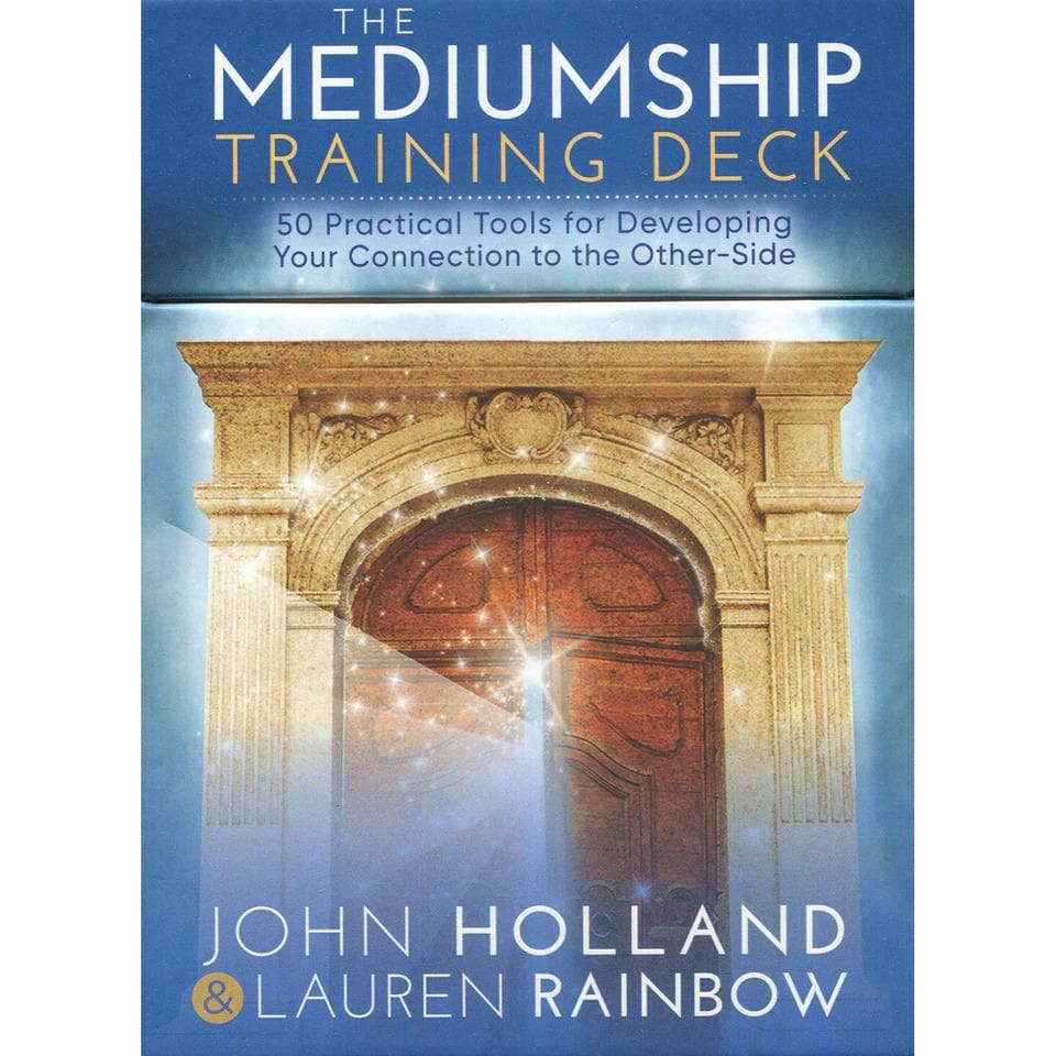 The Mediumship Training Deck by John Holland & Lauren Rainbow - Health Matters