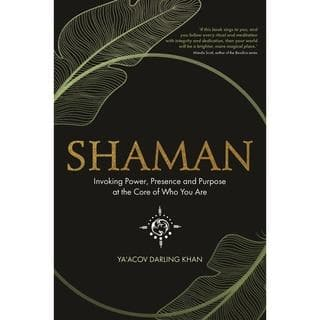 Shaman - Ya'acov Darling Khan - Health Matters Shop
