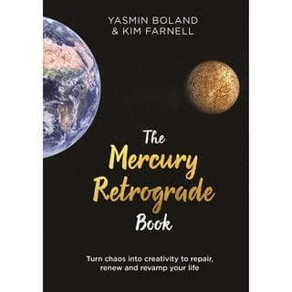 The Mercury Retrogade Book - Yasmin Boland & Kim farbell - Health Matters