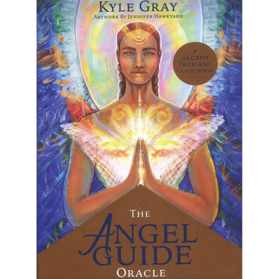 Angel Guide Oracle - Kyle Gray - Health Matters