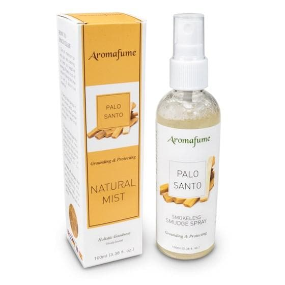 Natural Smudge Spray Palo Santo - Health Matters Shop