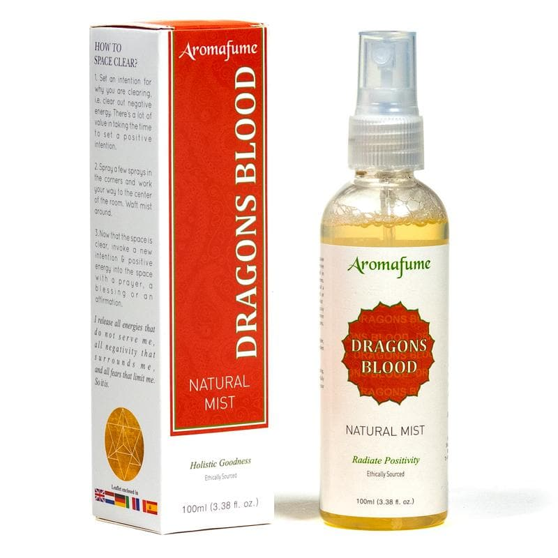 Dragon's Blood Roomspray - Health Matters Shop