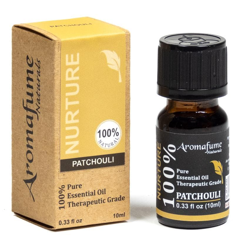 Aromafume Patchouli Essential Oil 10ml - Health Matters Shop