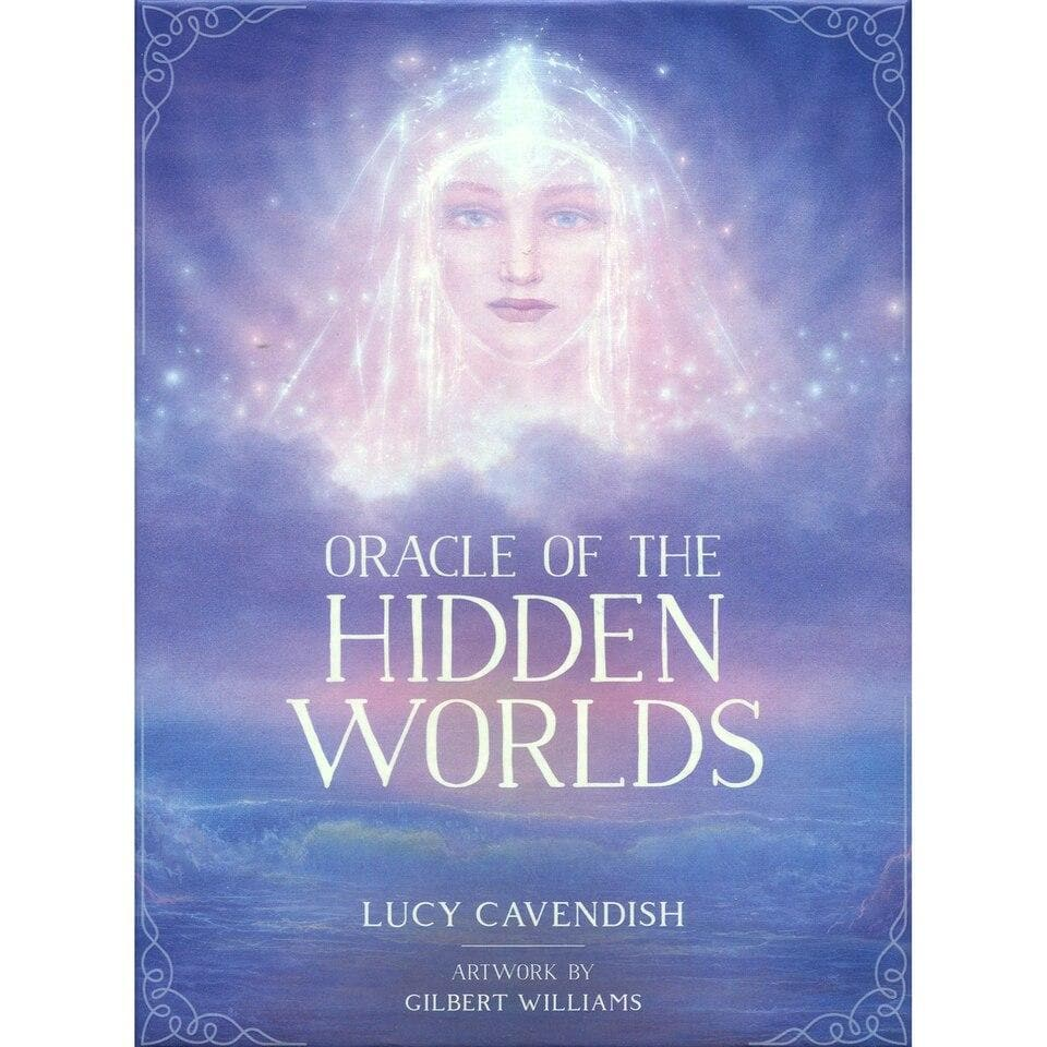 Oracle of the hidden worlds - Lucy Cavendish - Health Matters Shop