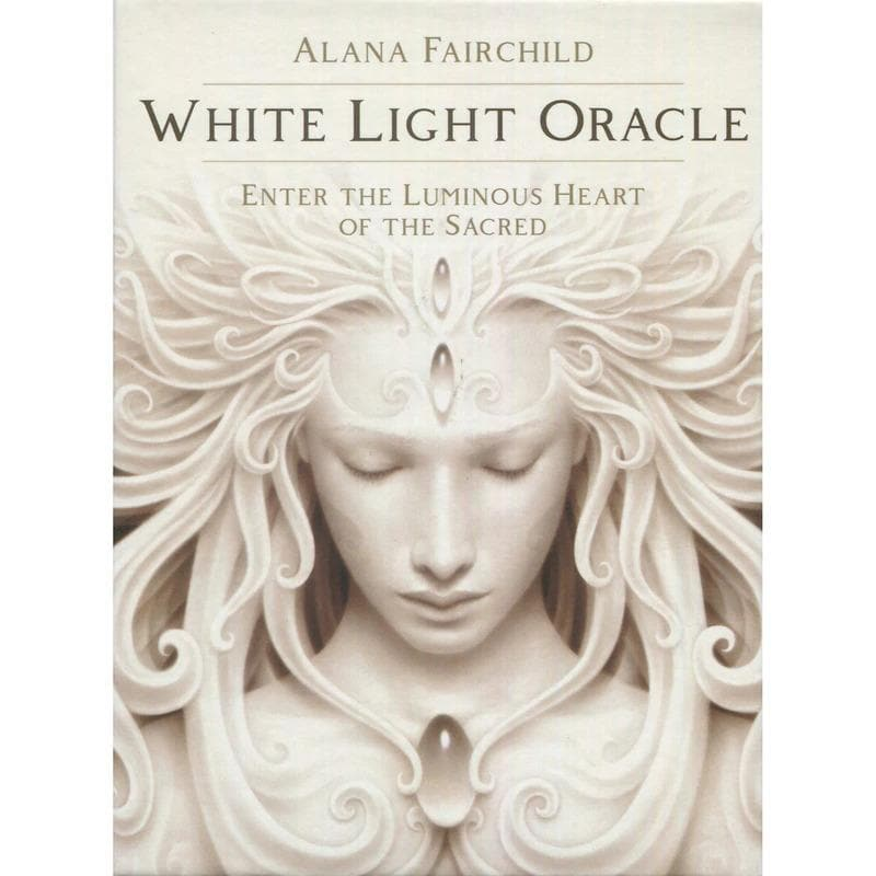 White Light Oracle - Alana Fairchild - Health Matters