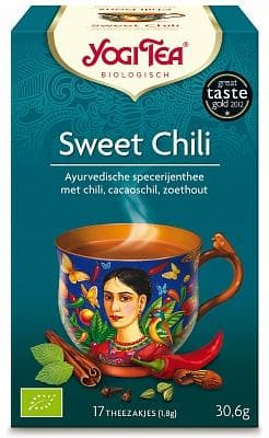 Yogi Tea Sweet Chili - Health Matters Shop