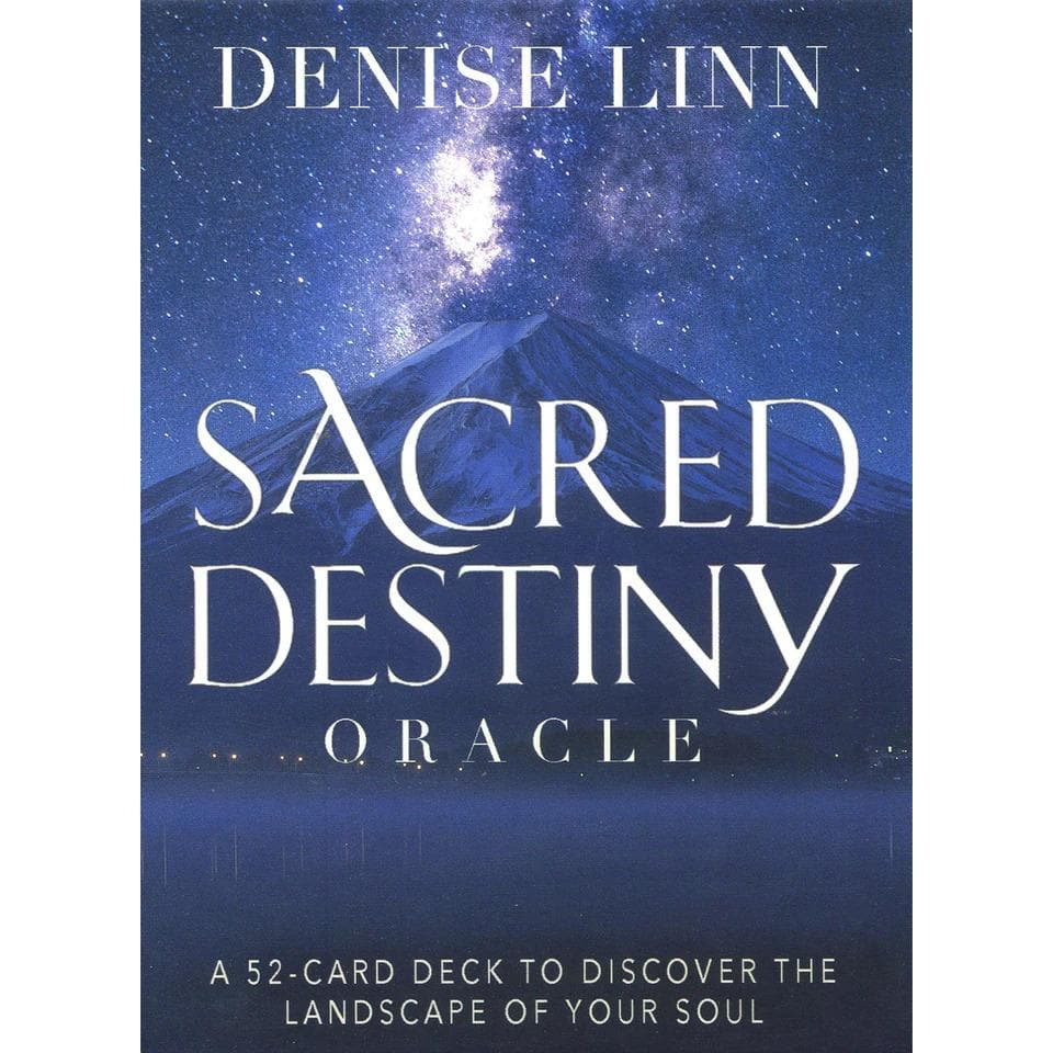 Sacred Destiny Oracle by Denise Lynn - Health Matters