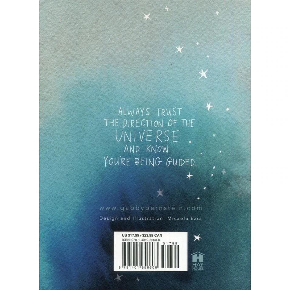 The Universe Has Your Back Journal - Gabrielle Bernstein - Health Matters