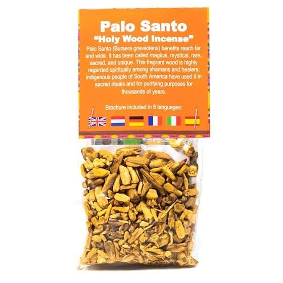 Palo Santo Chips 20 gr - Health Matters Shop