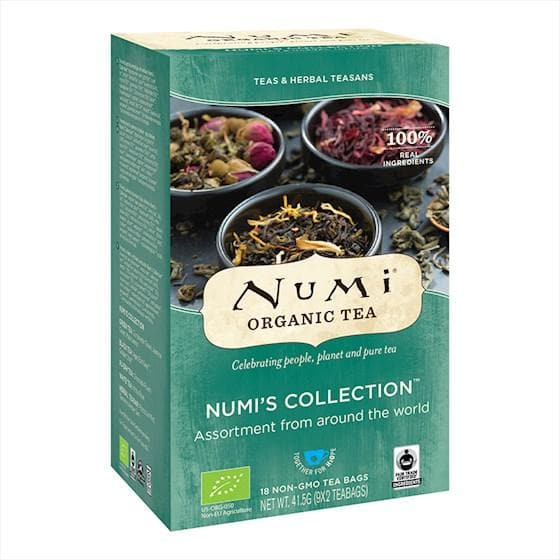 Numi Organic Tea Collection - Health Matters