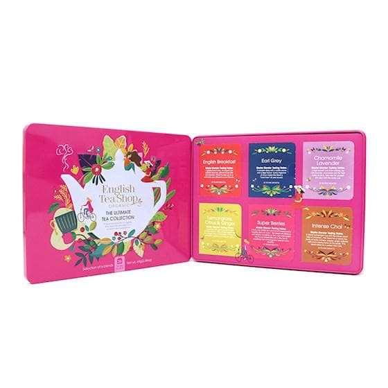 English Tea Giftbox BIO - Health Matters Shop