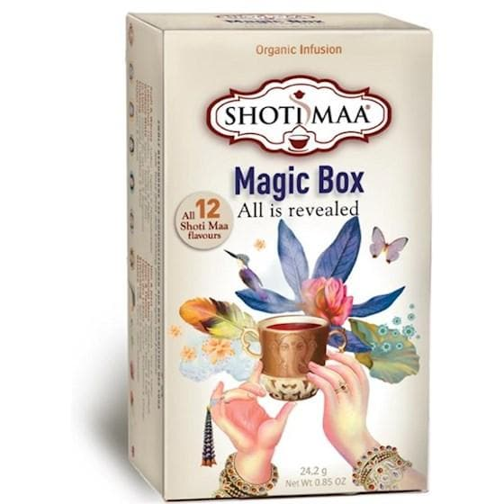 Shoti Maa Magix Box - Health Matters