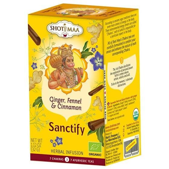 Shoti Maa Sanctify - Health Matters