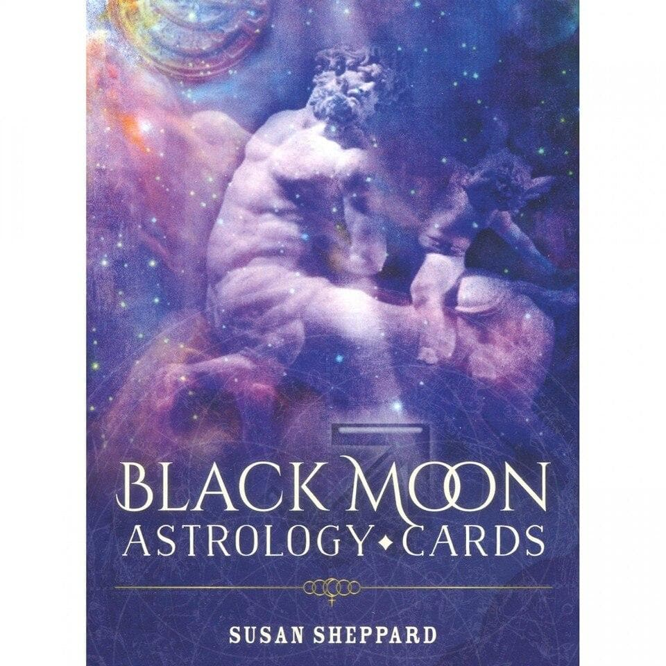 Black Moon by Susan Sheppard - Health Matters Shop