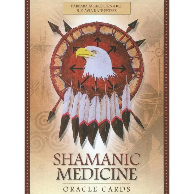 Shamanic Medicine Oracle Cards - Health Matters