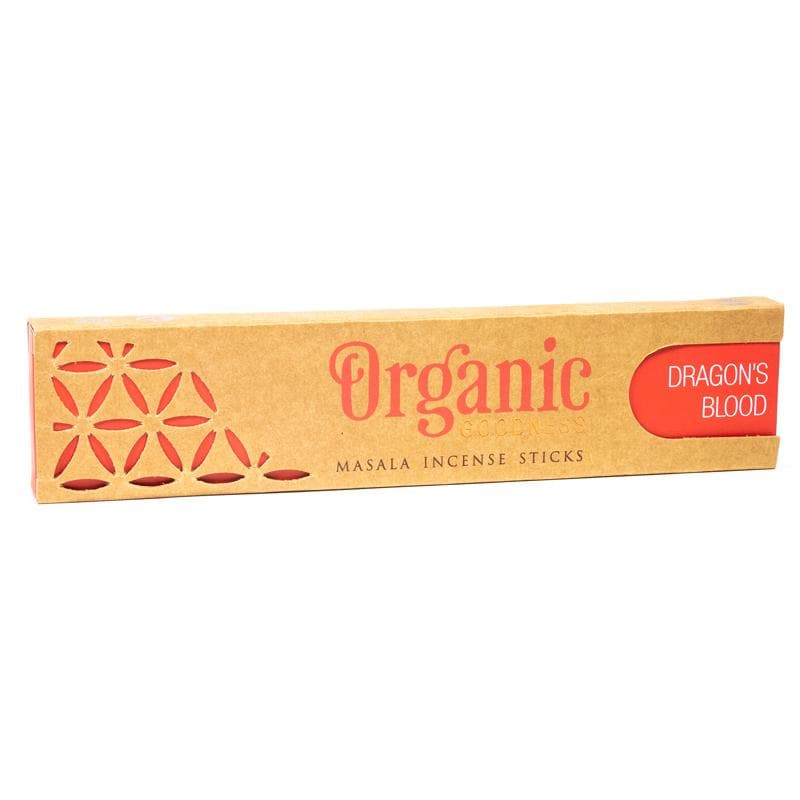 Masala Dragon's Blood Incense - Health Matters
