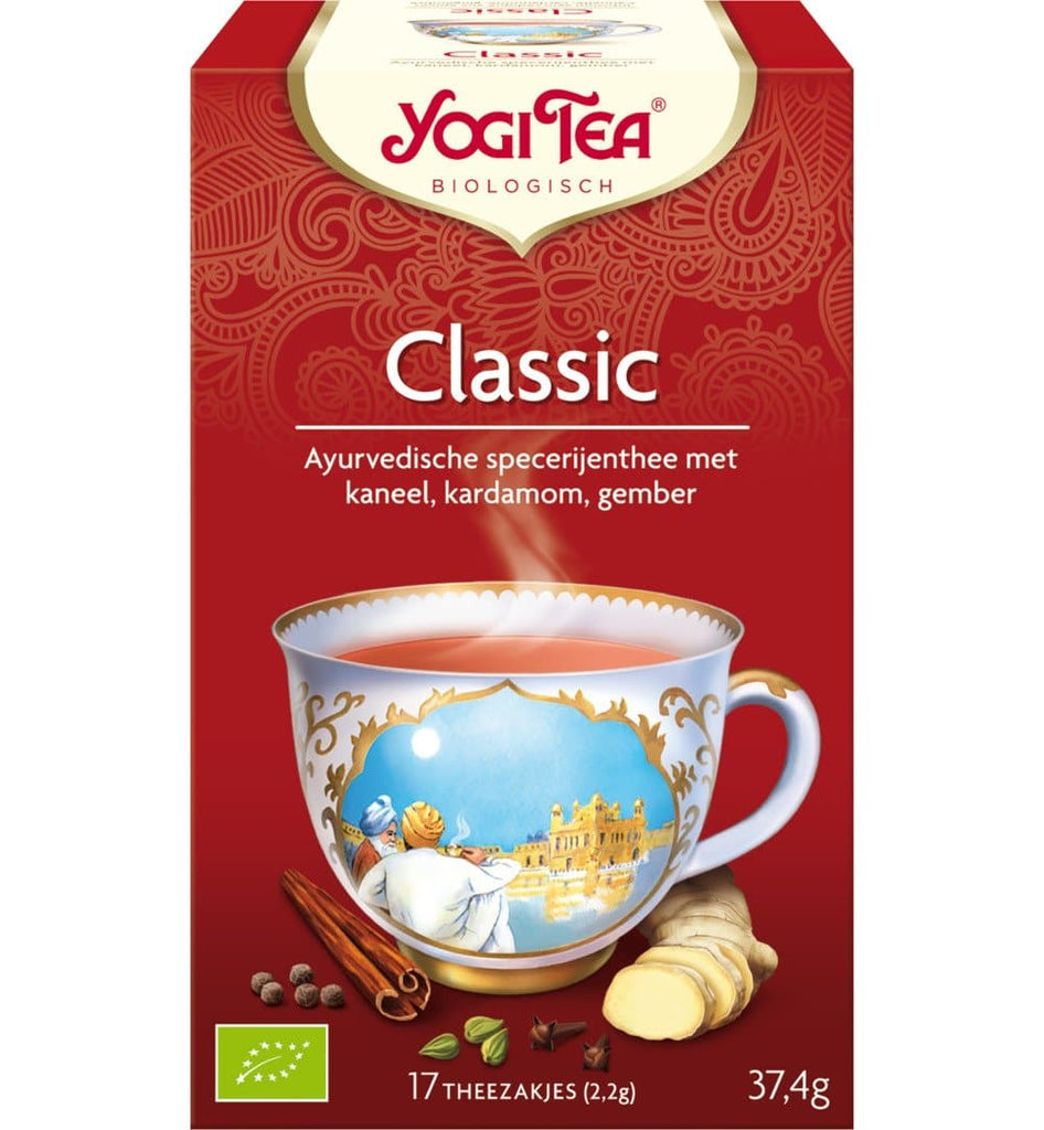 Yogi Tea Classic - Health Matters Shop