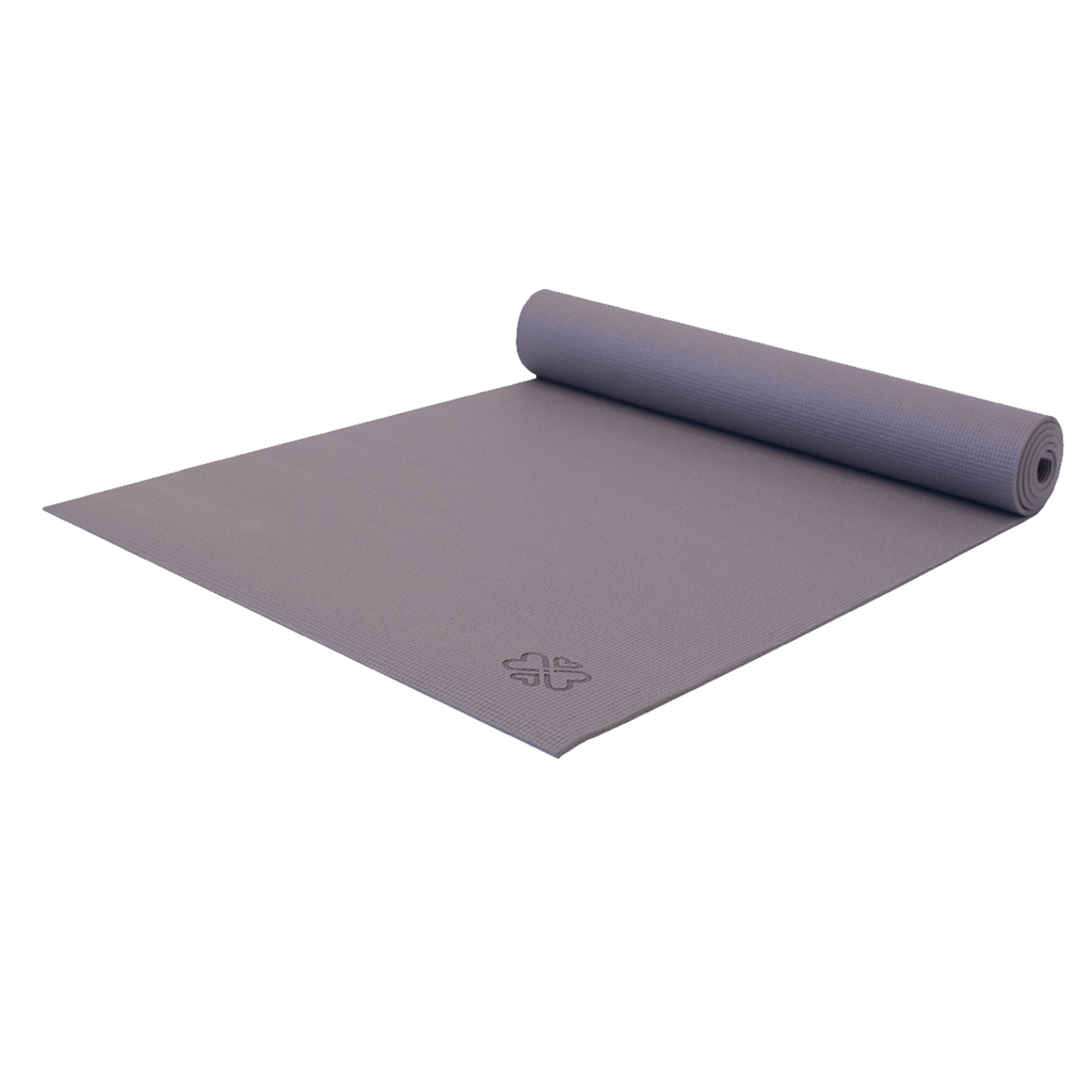 Love Generation Love Yoga Mat Extra Thick Warm Grey 6MM - Health Matters