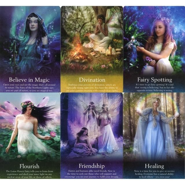 Oracle Of The Fairies - Karen Kay - Health Matters