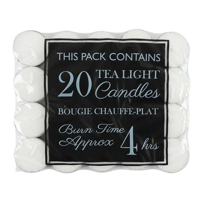 Tealight Candles - Health Matters